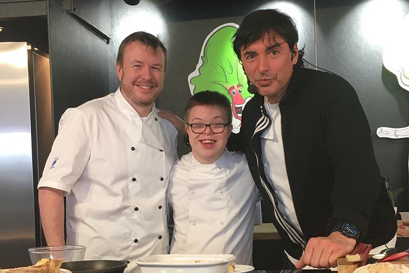 Ashley McCarthy chef consultancy