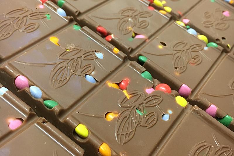 Ashley McCarthy Chocolate Courses
