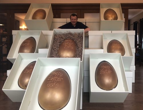 An Egg-tra Special Giant Task!